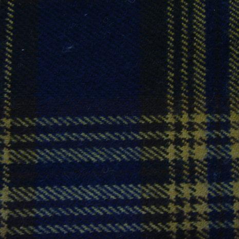 Blue Check wool CHW