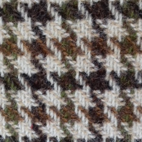 Houndstooth check wool CHHT