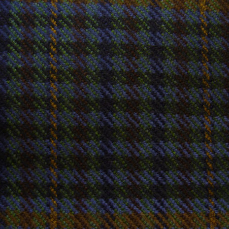 Green/Blue Tan check wool code KHKw from The Sewing Room Malvern