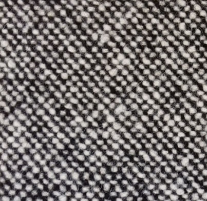 Black and White wool fabric code CH35w at The Sewing Room Malvern