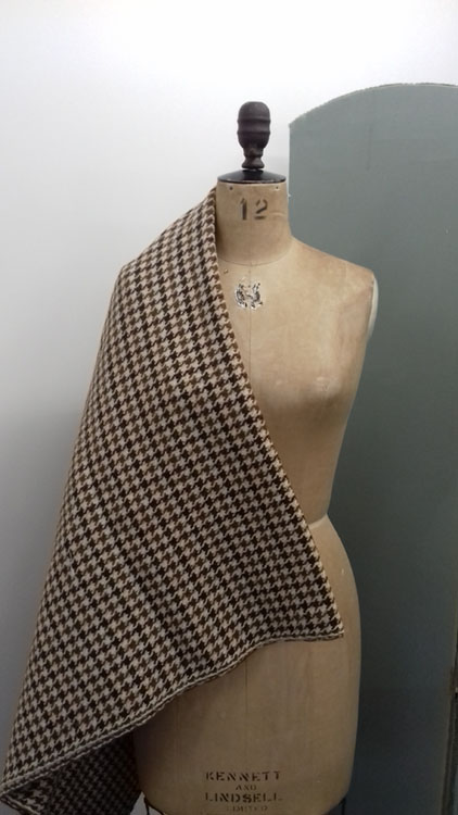 Houndstooth Check wool code CHHT at The Sewing Room Malvern