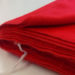 Red felted wool on the bolt code CHRFw at The Sewing Room Malvern